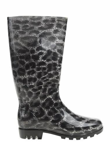 David Jones Yağmur Çizmesi Leopar